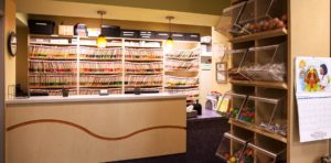 Thiel Pediatric Dentistry Front Desk